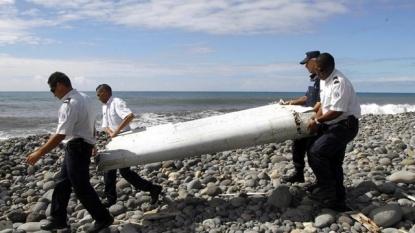 'Second piece of plane debris' found on Reunion Island