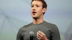 One billion people logged onto Facebook on Monday