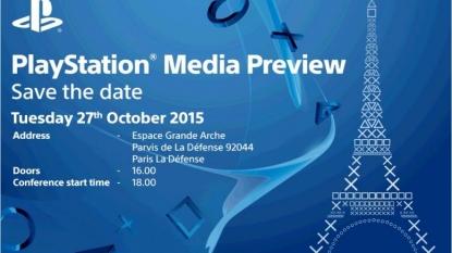 PS4 Paris Games Week event confirmed