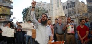 Palestinian slain after knife attack injures soldier lightly