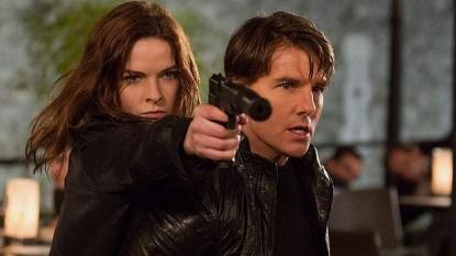Paramount Pictures Announces 'Mission Impossible 6′