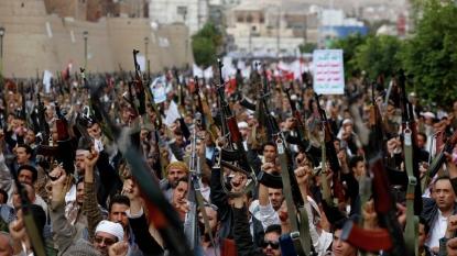 Pro-Hadi Yemeni forces seize al-Anad air base from Houthi rebels