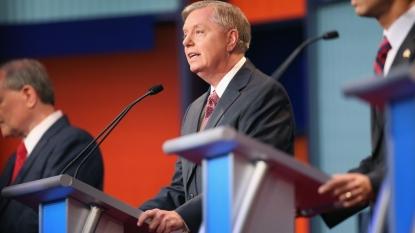 Rand Paul talks guns during GOP debate
