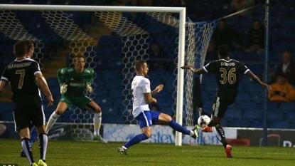 Ranieri hails dream debut for hat-trick hero Dodoo
