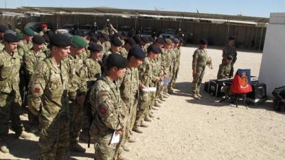 Reuters /file: North Atlantic Treaty Organisation  troops in Afghanistan