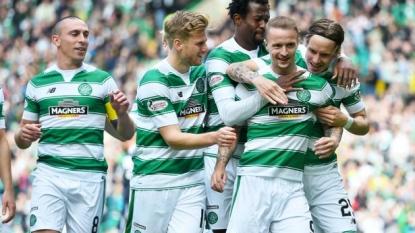 Celtic Boss Ronny Deila Eases Leigh Griffiths Injury Fears
