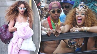 Chris Brown Jealous Over Rihanna Dating Lewis Hamilton