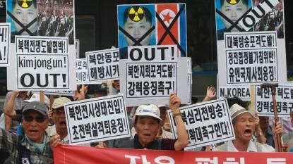 Second round of Korea crisis talks