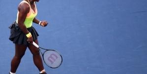Serena Williams, Novak Djokovic win Cincinnati openers