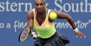 Serena Williams marches on in Cincinnati