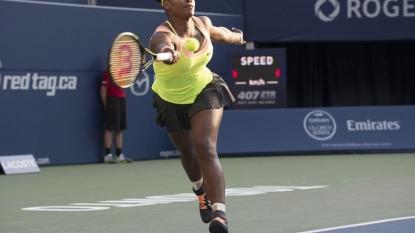 Serena supreme in Cincinnati