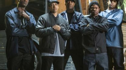'Straight Outta Compton' is the No. 1 movie in North America