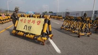 South, North Korea hold talks amid war fears