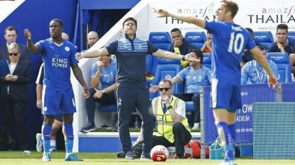 Spurs still winless, Leicester unbeaten after 1-1 EPL draw