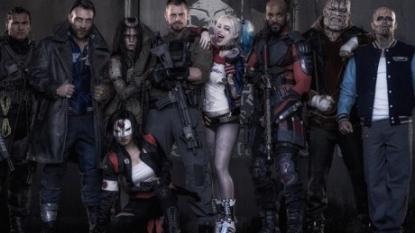 Suicide Squad's Margot Robbie & Jai Courtney Visit Toronto Girl's Lemonade Stand