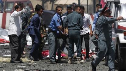 Suicide car bomb near Afghan capital's airport kills 5