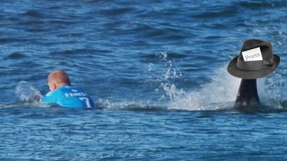 Surfer fights off shark on Australian east coast