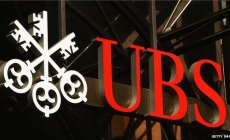 Swiss bank UBS says 2nd-quarter earnings up 53 percent