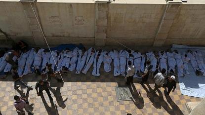 Syria's attack on Douma a war crime, UN political chief says
