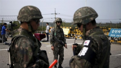 Koreas Agree to End Standoff