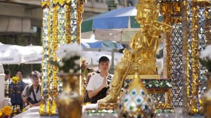 Thai police release suspect's