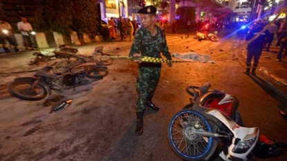 Thailand PM condemns Bangkok bombing as 'worst ever attack' on country