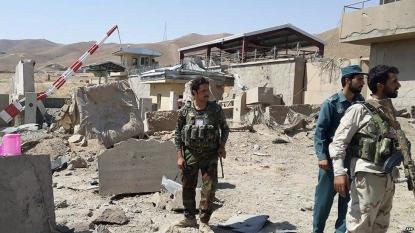 Nine people killed in Afghan attack