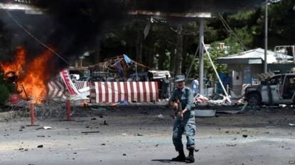 Bomb kills 22 members of armed groups in Afghanistan