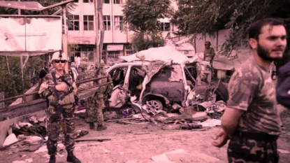 Three Americans Killed In Kabul Blast