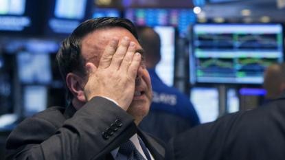 Stock market endures worst day in 18 months