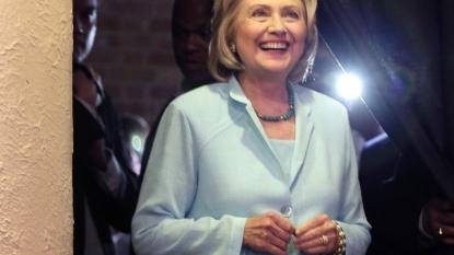 Trump slams Clinton over email scandal