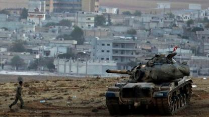Three Turkish soldiers killed in roadside bomb attack