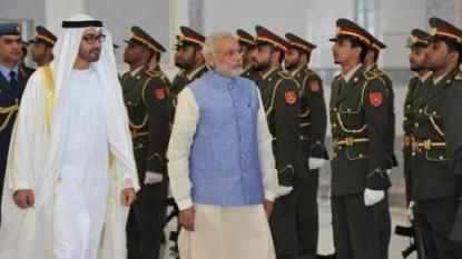 UAE to invest $75b in India, start infra fund