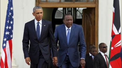 US President Barack Obama urges Africa to end corruption