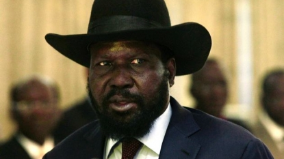 US says South Sudan's President Kiir promises to sign peace deal