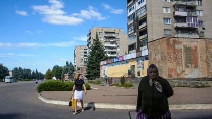 Ukraine's Poroshenko: 'New Russia' is like 'Mordor'