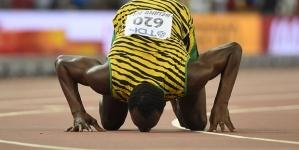 Usain Bolt beats Justin Gatlin again at world championships, gets record 10th