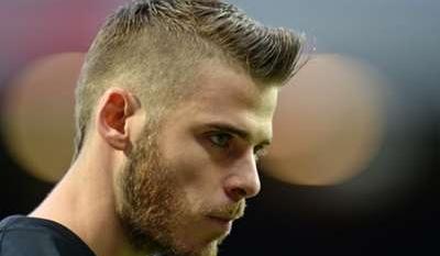 Van Gaal confirms De Gea will not play against Tottenham