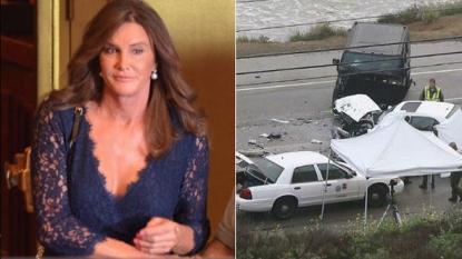 Caitlyn Jenner could face manslaughter charge over fatal crash