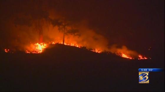 Washington state battles worst wildfire in history