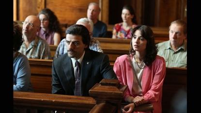 Winona Ryder & Oscar Isaac 'Show Me A Hero' In New York NY!