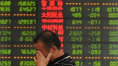 Worldwide stock market fears