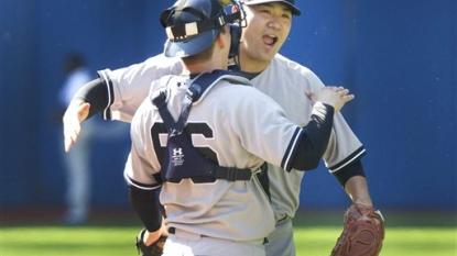 Yankees at Blue Jays