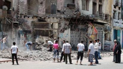 Coalition air strikes 'kill dozens of Yemeni civilians'