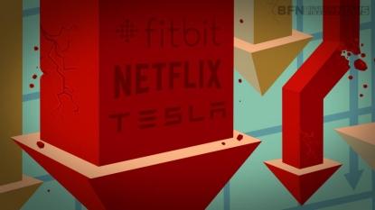 Zacks Short Term Rating on Netflix, Inc. (NASDAQ:NFLX)