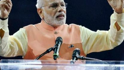 Modi holds talks with Dubai ruler