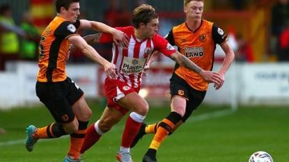 Hull edge past Stanley on penalties