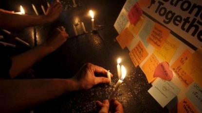Thai police believe Bangkok shrine attacker 'part of network'