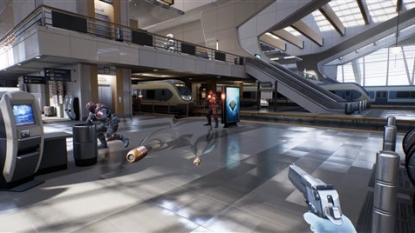Adrift will be one of Oculus Rift's launch games