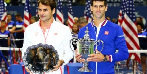 After US Open win, Novak Djokovic credits Roger Federer rivalry for success